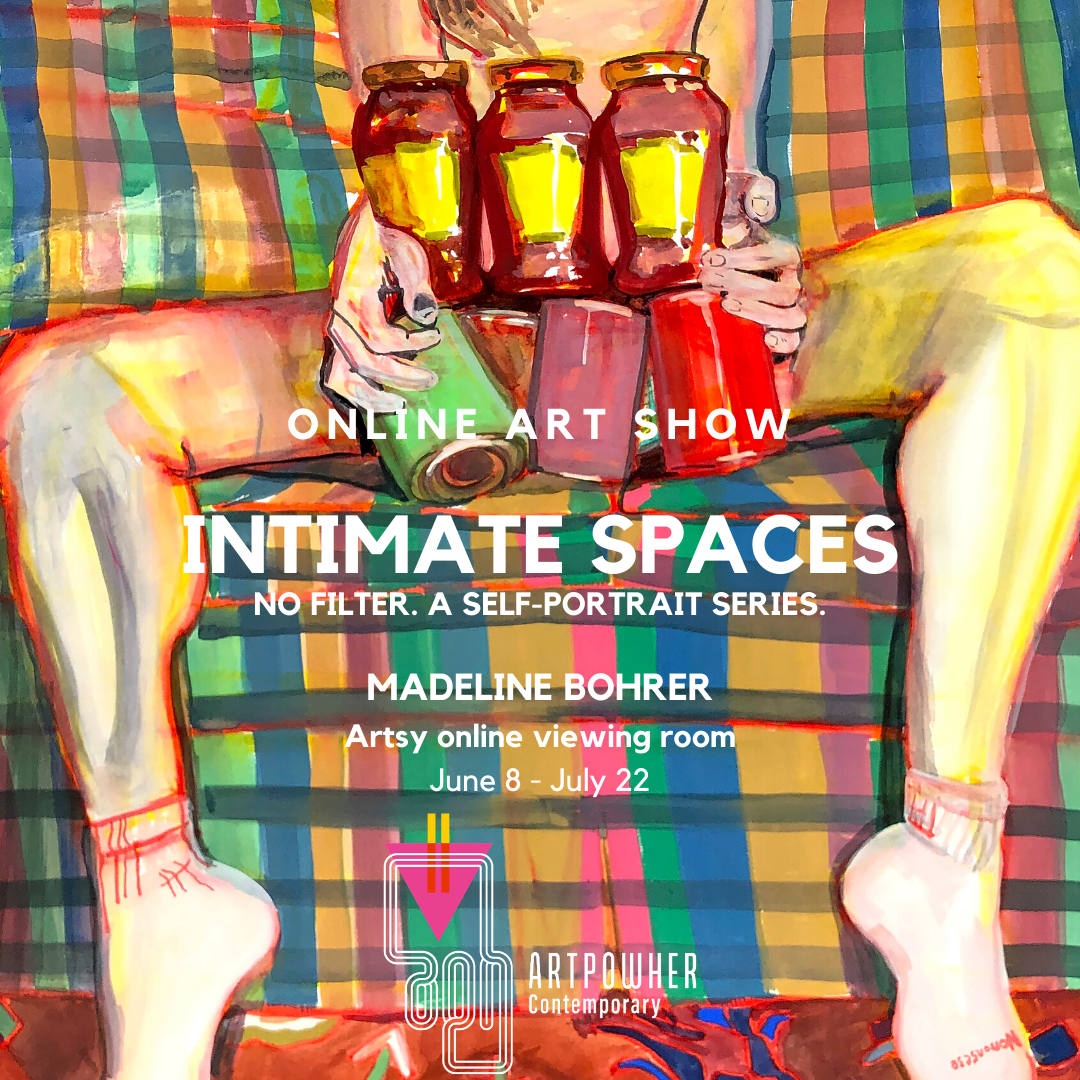 madeline-bohrer-solo-exhibition-intimate-spaces-2020